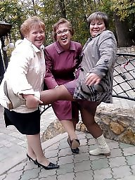 Granny, Russian mature, Grannies