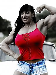 Bodybuilder, Beautiful