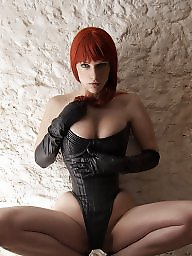 Corsets, Corset, Leather, Lace, Femdom