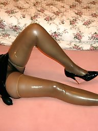 Latex amateur, Pantyhose, Toys, Wife, Latex, Amateur stockings