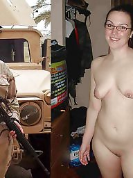 Dressed undressed, Undress, Dressed and undressed, Military, Dressed, Undressed