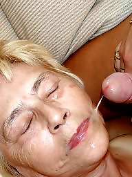 Facial, Mature facial, Milf facial, Nice mature, Facials, Amateur mature