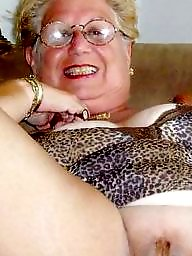 Old, Granny, Mature, Flashing, Old granny, Flash