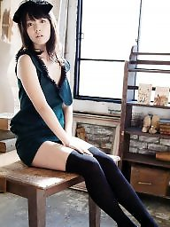 Upskirt stockings, Asian upskirt, Thighs, Thigh