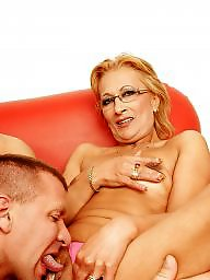 Mature young, Mature creampie, Mothers, Creampie, Old young, Old