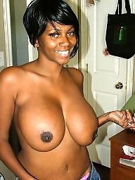 Ebony tits, Beautiful, Big tits, Ebony, Ebony big tits, Black