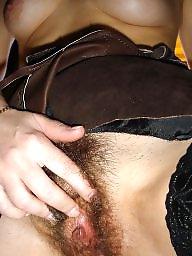 Russian amateur, Russian milf, Milf hairy, Hairy milf