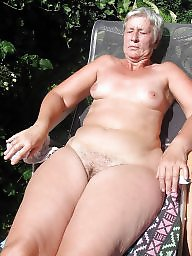nudists Mature grannies amateur