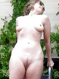 Lady, Garden, Lady b, Amateur mature
