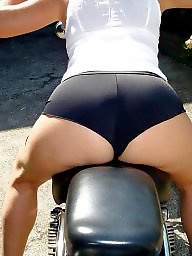 Bike, Slut wife, Milf slut