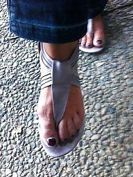 Mature feet