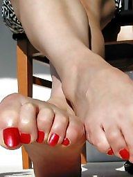 Feet, Mature feet, Bdsm mature