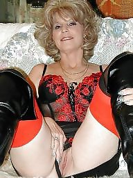 Stockings, Mature