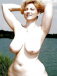 mature hips Nude wide