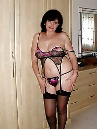 Mature women, Amateur mature