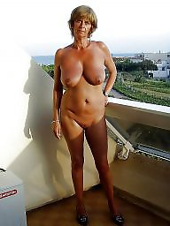 Mature beach, Skinny mature, Saggy, Beach, Saggy mature, Skinny