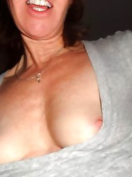 Nipple, Nipples, Mature nipples
