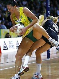 Sports voyeur panty pics