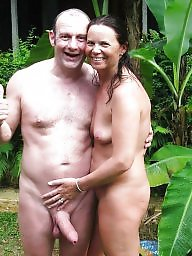 Senior couples nude pics