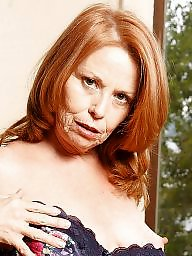 Hairy redhead, Mature redhead, Hairy spreading, Granny spreading, Granny, Granny pussy