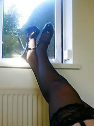 Voyeur, Stocking, Mature stockings, Stockings, Mature