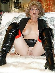Stockings, Stocking, Mature