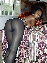 Ebony stockings, Pantyhose, Ebony pantyhose, Black stockings, Black pantyhose