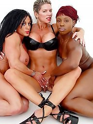 Muscle, Mistress, Muscled