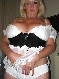 Mature boobs, Mature bbw