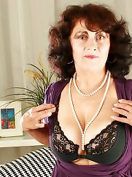 Webcam, Mature brunette, Hot mature