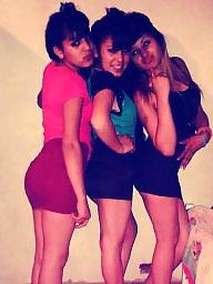 Latina teen, Teen latina, Voyeur