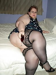 Bbw mature, Bbw stocking, Bbw stockings