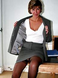 Sara, Mature panties