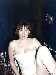 Wives stockings, Wives & girlfriends, White wives, White stockings, White stocking amateurs, White stocking