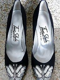 Heels, Pumping, Amateur heels