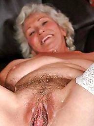 Granny ass, Granny tits