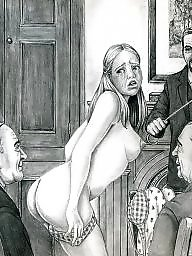 Bdsm cartoons, Bdsm cartoon, Drawings, Drawing, Cartoon bdsm