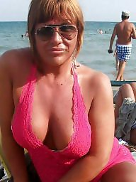 Beach mature, Beach, Mature slut