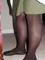 Tights nylon, Tight pantyhose, Tight stockings, Tight mature, Weekend away, Weekend