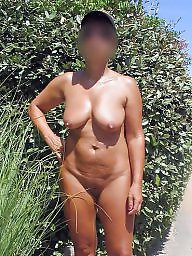 Nude in public, Nude milf, Milf flashing, Nude