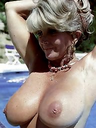 Mature tits, Doll
