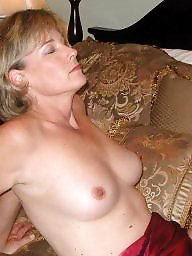 Wife blowjob, Mature blowjob