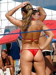 Titted beach, Tits pool, Tits bikini, Tits beach, Tits and ass, Tit public