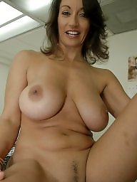 Mommy, Mature boobs