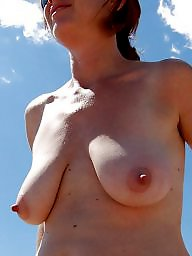 Mature nipples, Aunt, Mature nipple, Amateur mature