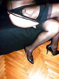 Stockings, Bisexual, Amateur stockings, Stocking