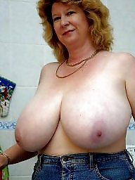 Older, Mature boobs