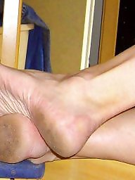 Amateur feet, Ex wife, Wife feet