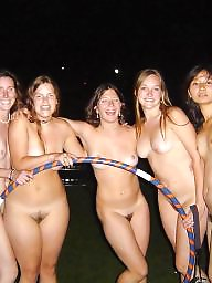 Public nudity, Group, Group sex, Flash, Public, Flashing