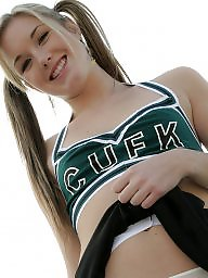 Cheerleader, Cheerleaders, Non nude, Nude amateur